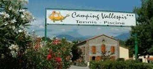 Camping Le Vallespir ***