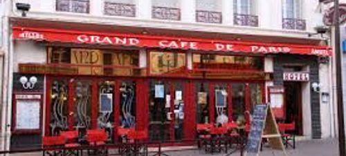 Le Grand Café de Paris*