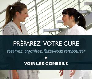 Réservez, organisez, faites-vous rembourser votre cure